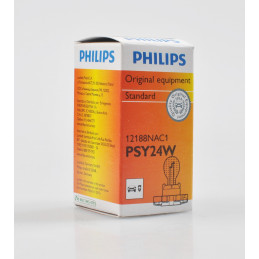 Ampoule PHILIPS PSY24W PG20/4 12V 24W