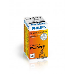 Ampoule PHILIPS PS24W 12V 24W PG20/3