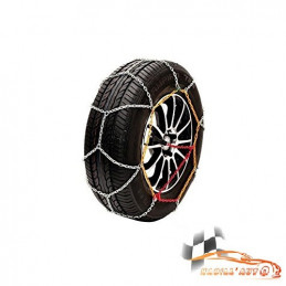 Chaine neige manuelle 9mm  205/70 R13